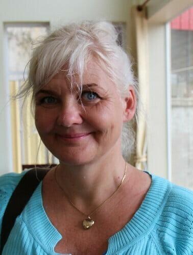 Leise Christensen sognepræst i Aarhus
