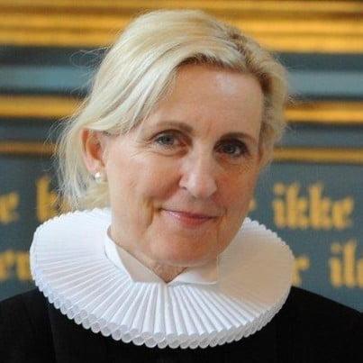 Anne Reiter domprovst i Maribo
