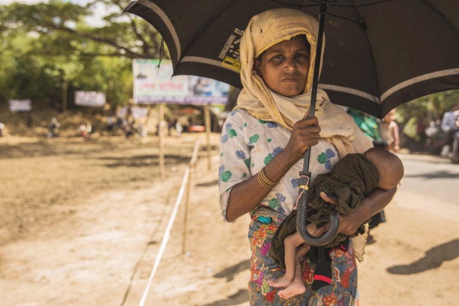 Faste-appel: Hjælp rohingyaer i Bangladesh