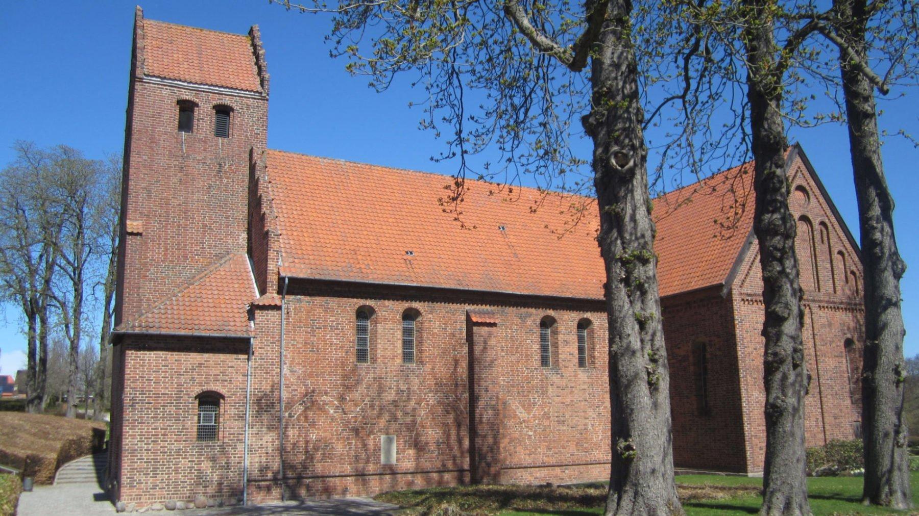Danmarks største kirke